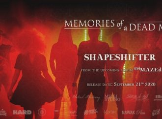 MEMORIES OF A DEAD MAN: Clip de SHAPESHIFTER