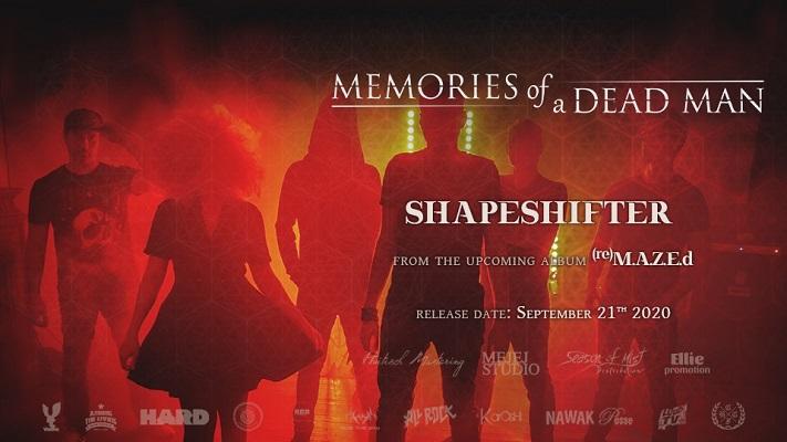 MEMORIES OF A DEAD MAN: Clip de SHAPESHIFTER