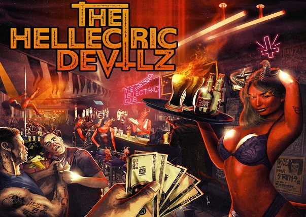 Concours The Hellectric Devilz (M&O Music)