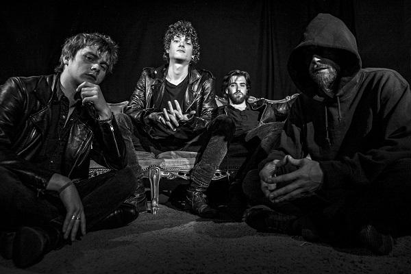"""Undervoid: 1er album """"Le Noir Se Fait"""""""