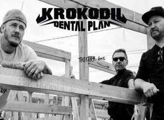 "Krokodil Dental Plan : 2ème EP ""Feed My Krokodil"""