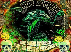 ROB ZOMBIE : vidéo de The Triumph of King Freak