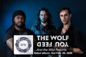THE WOLF YOU FEED : And The Wild Returns