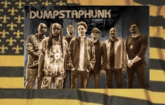 "Dumpstaphunk : Vidéo ""Justice 2020"""