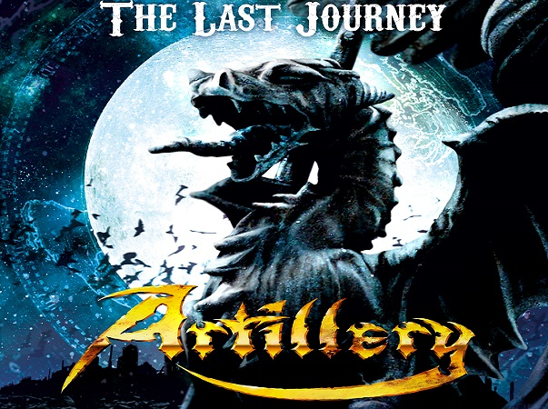 "ARTILLERY : Nouveau single ""The Last Journey"""