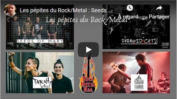 Les pépites du Rock/Metal par Khaos