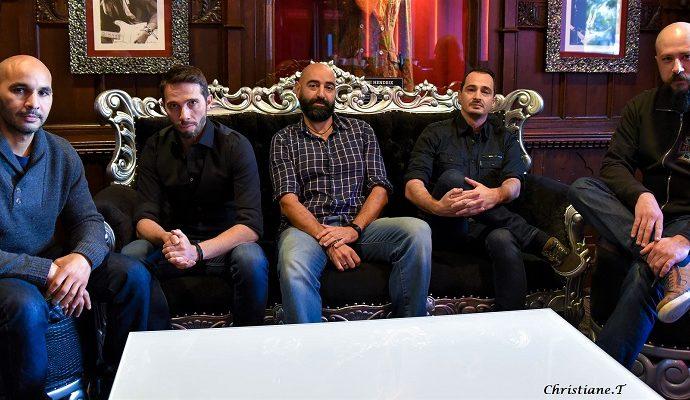 Interview avec Manu et Samir du groupe Arkan