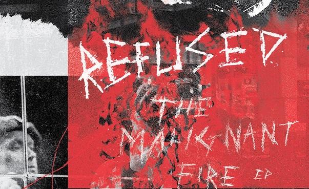 "Refused : Nouvelle vidéo ""Malfire"""