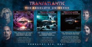 TRANSATLANTIC : Overture et Reaching For The Sky