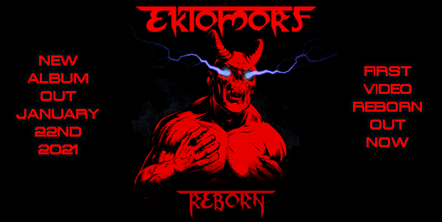 EKTOMORF : Nouvel album Reborn
