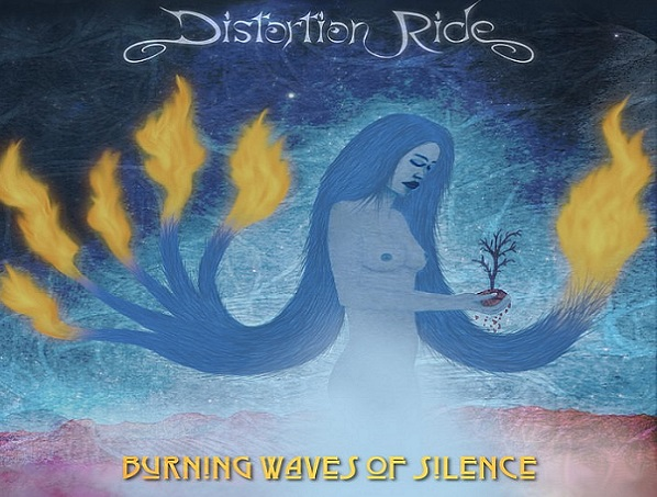 Burning Waves Of Silence de Distortion Ride