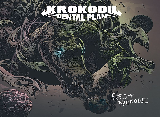 Krokodil Dental Plan : Feed My Krokodil