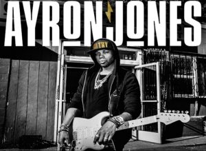 "AYRON JONES : Single ""Take Me Away"""