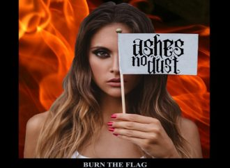 Ashes No Dust : Extraits du single Burn The Flag
