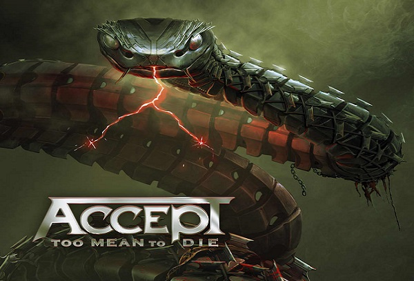 "Accept : nouveau single ""Too Mean To Die"""