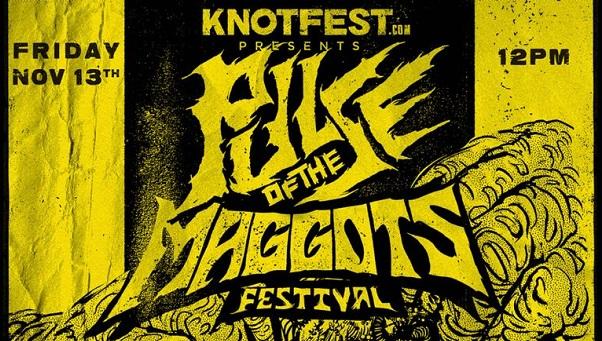 Knotfest présente : Pulse Of The Maggots