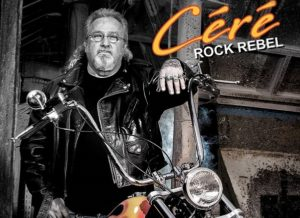 Didier Céré : nouvel album Rock Rebel