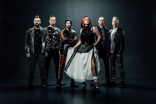 WITHIN TEMPTATION :Nouveau single le 20 novembre