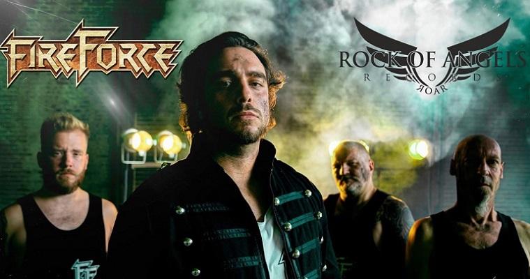 Fireforce : vidéo de son single «Ram It»