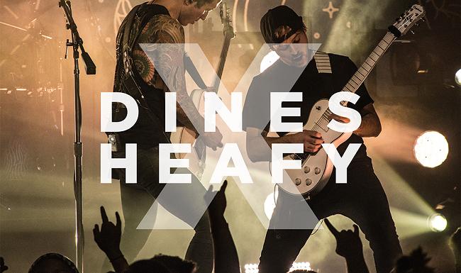 "Dines X Heafy – (Scene One) – ""Dear Anxiety"""