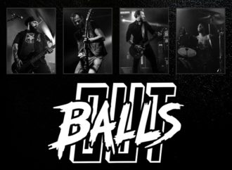"BALLS OUT : Nouvelle vidéo ""Back to Real"""