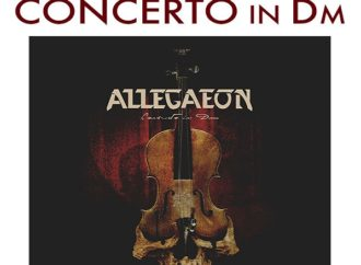 "ALLEGAEON : Nouveau single ""Concerto in Dm"""