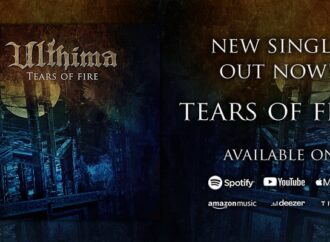 Ulthima : second single Tears of Fire
