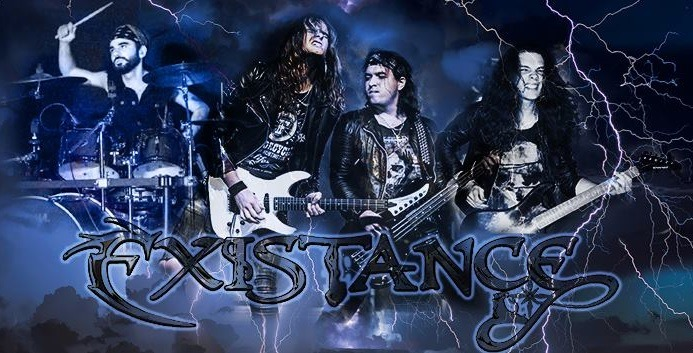 EXISTANCE : Another Life (Iron Maiden cover)