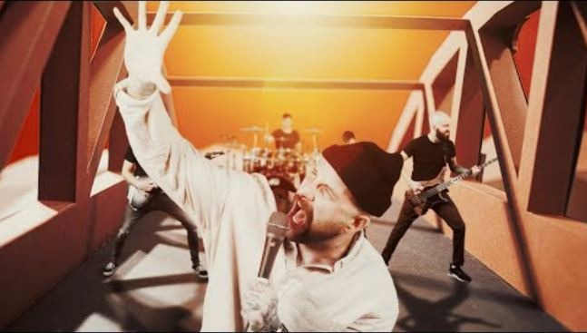 """AUGUST BURNS RED : Vidéo """"Standing in the Storm"""""""