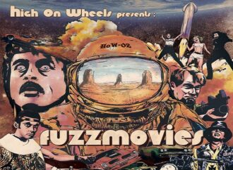 "High On Wheels: nouvel album ""Fuzzmovies"""