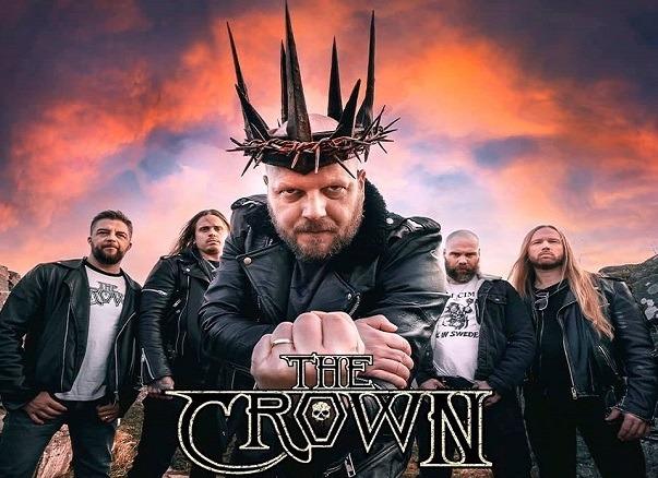 THE CROWN : Nouvel album Royal Destroyer