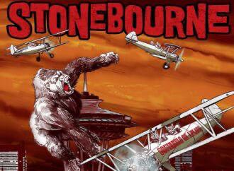 "CHRONIQUE: Stonebourne ""Squirrels On A Plane"""