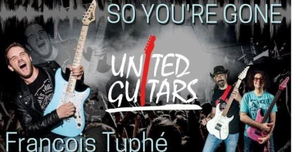 "United Guitars Vol. 2 : Vidéo ""So You're Gone"""