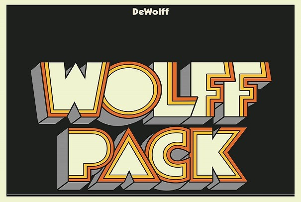 Chronique : Wolffpack de DEWOLFF