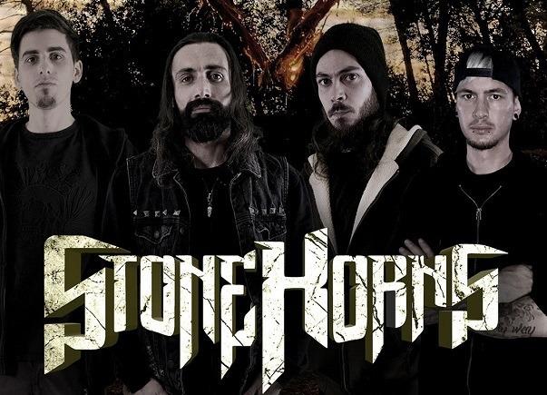 STONE HORNS : vidéo de Invocation
