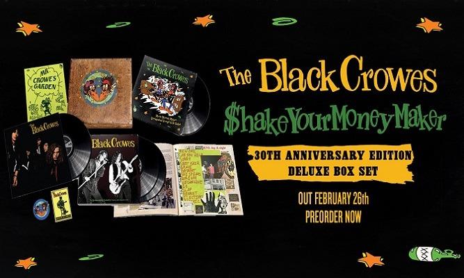 """The Black Crowes : Vidéo de """"Charming Mess"""""""