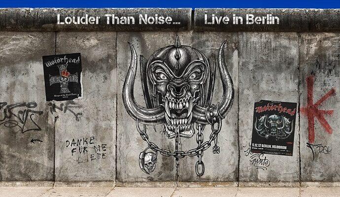 """MOTORHEAD : """"Louder Than Noise.. Live in Berlin"""""""