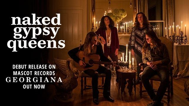 """Naked Gypsy Queens : Vidéo de """"Georgiana"""""""