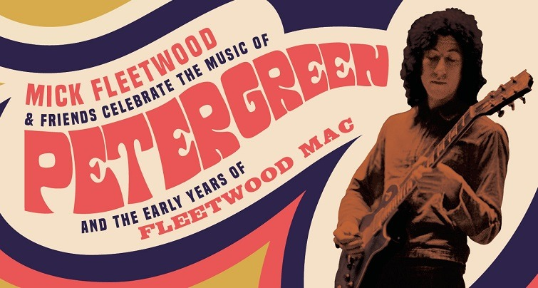 Mick Fleetwood And Friends : Vidéo Rattlesnake Shake