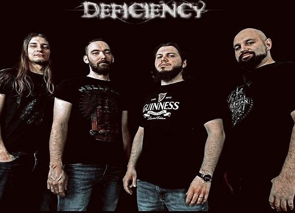 DEFICIENCY annonce un nouvel album en 2021