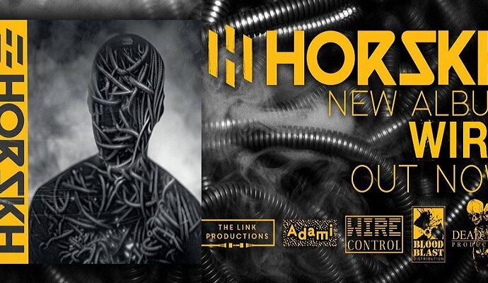 Chronique : Album Wire de HORSKH