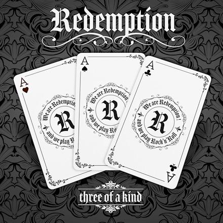 Pochette album de Redemption