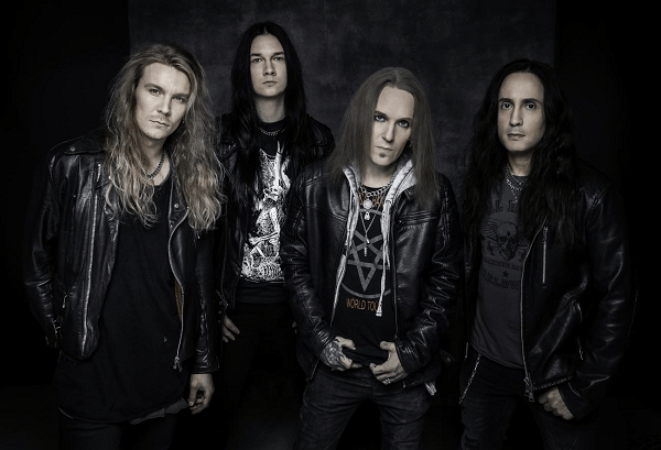 BODOM AFTER MIDNIGHT : Paint The Sky With Blood