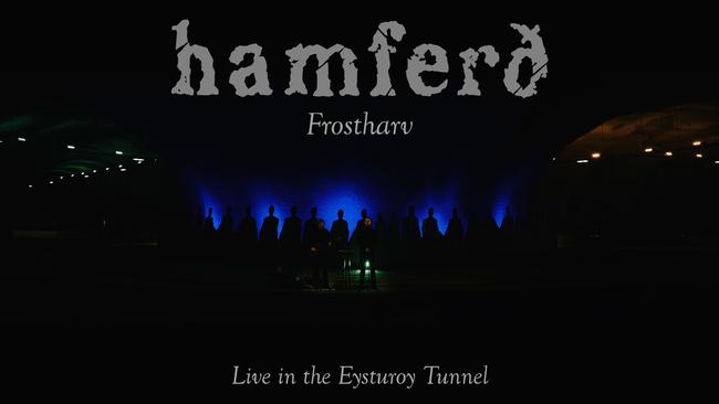 HAMFERD: Vidéo de Frosthvarv