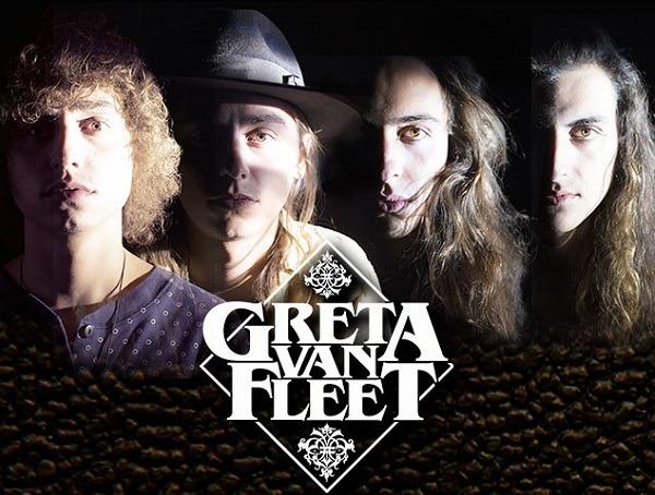 Greta Van Fleet : Vidéo de Heat Above
