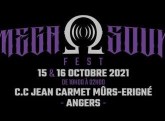 OMEGA SOUND FEST : 15 et 16 octobre 2021