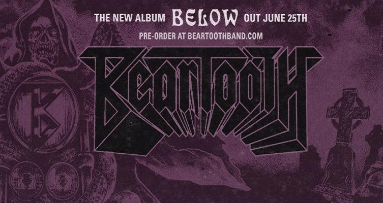Beartooth : Nouvelle vidéo The Past Is Dead