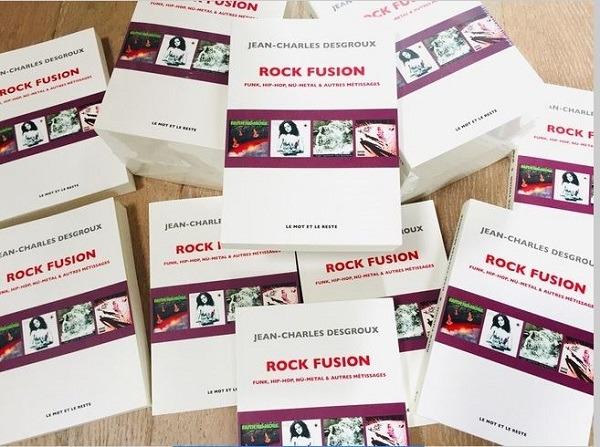 ROCK FUSION  par Jean-Charles Desgroux