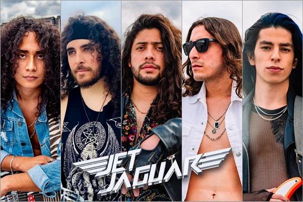 Jet Jaguar : vidéo de No Surrender