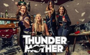 THUNDERMOTHER : Nouvelle vidéo The Road Is Ours